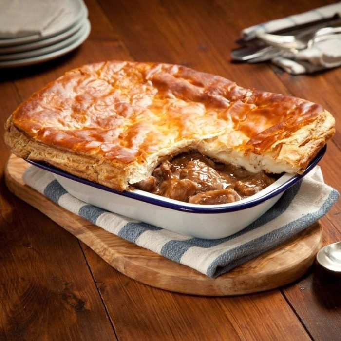 Steak Pies and Pastry