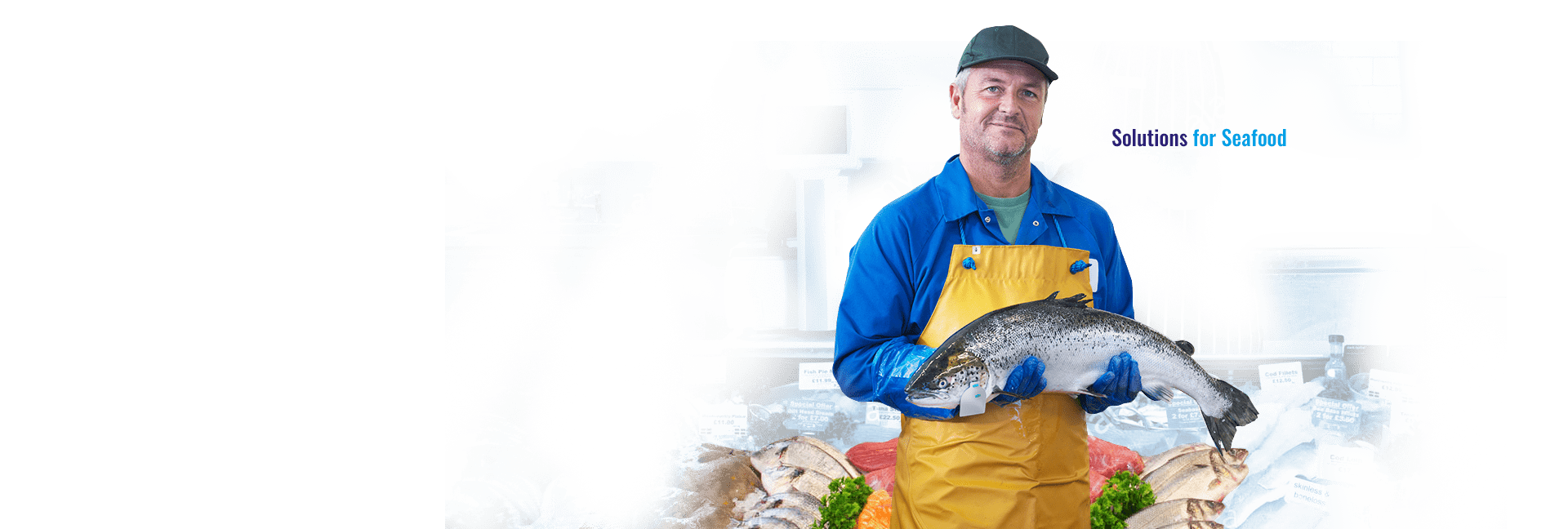 Solutions for Seafood
