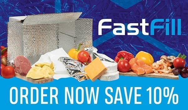 Fastfill Insulated Boxes - Summer Sale 2019