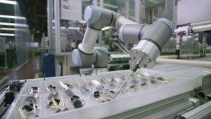 cobot robot safe