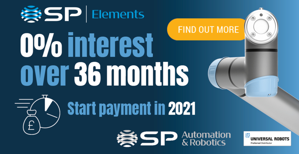 financing your robot with Universal Robots