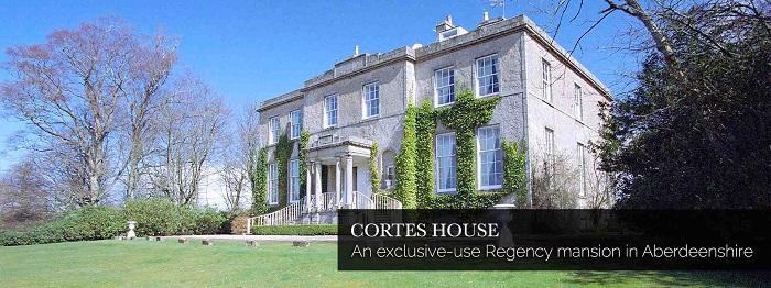 Cortes House Aberdeen