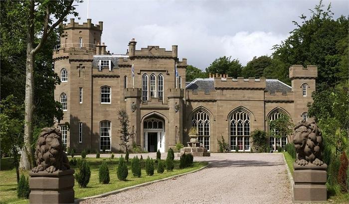 Drumtochty-Castle
