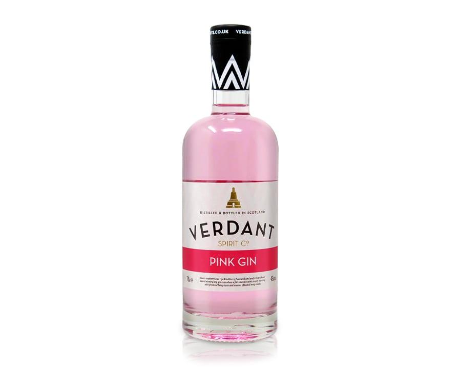 Verdant Pink Gin