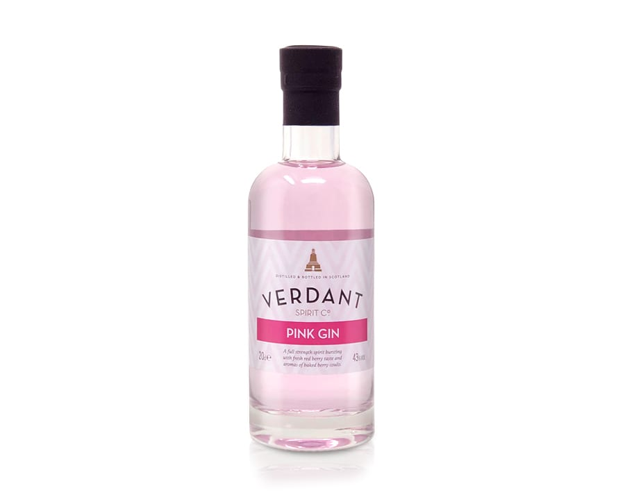 Verdant Pink Gin 20cl