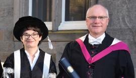 Mike-Ferguson-St-Andrews-Honorary-Degree