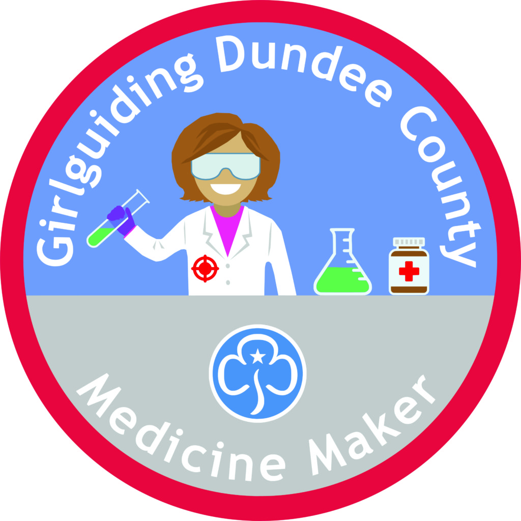 The Medicine Maker badge