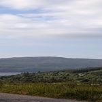 View of Loch Ness taken as team walked the Great Glen Challenge