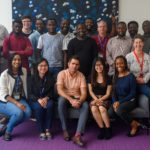 WCAIR trainees and trainers July 2019