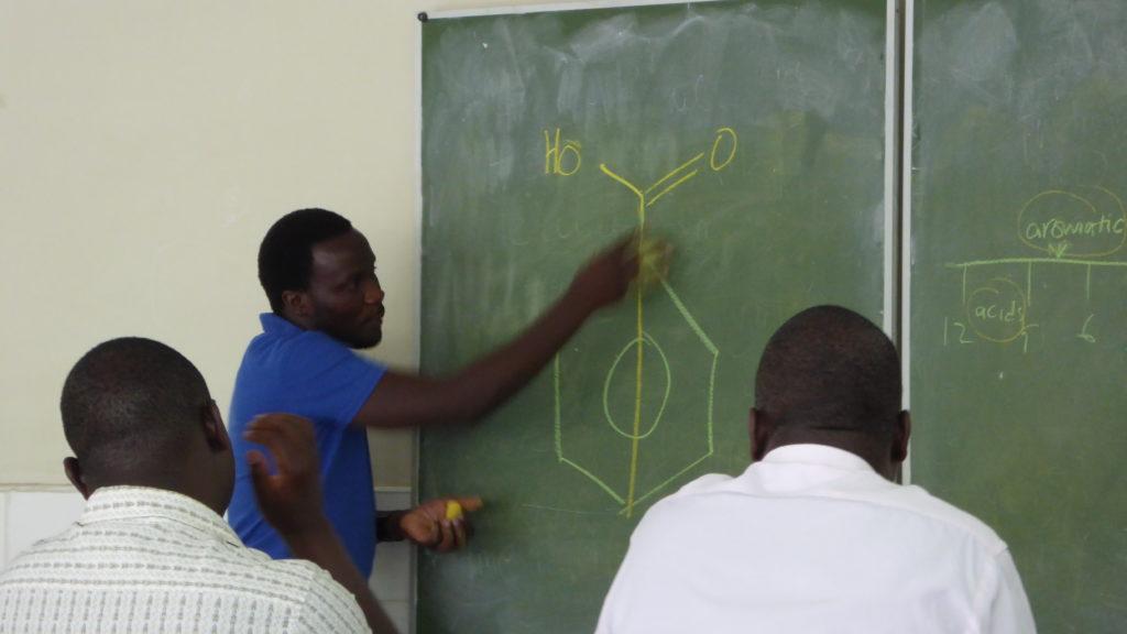 Happy teaching NMR theory