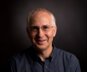 Head shot of Prof Ian Gilbert