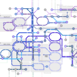 A metabolic map of parasite pathways