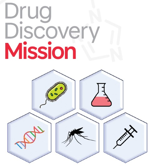 Drug Discovery Mission Logo